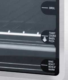 Breville Rack Position Reminder Guide