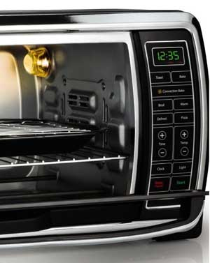 Oster TSSTTVMNDG Toaster Oven Controls and Settings