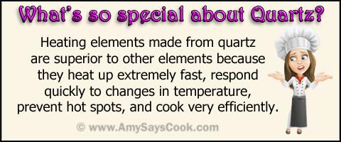 Quartz Heating Elements