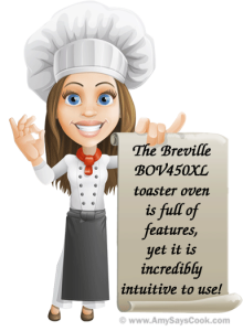 Review of the Breville BOV450XL Toaster Oven