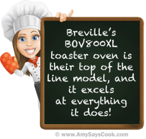 Review of the Breville BOV800XL Toaster Oven