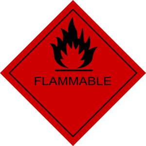 Aluminum is Flammable