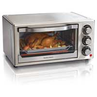 Hamilton Beach 31511 Toaster Oven Review