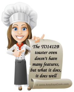 Review of the Black and Decker TO1412B Toaster Oven
