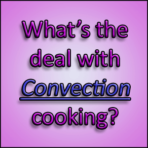Should You Care About Convection Cooking?