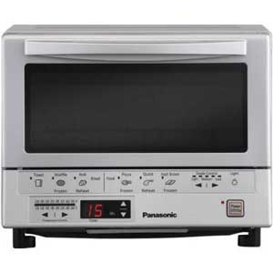 Panasonic Nb G110p Toaster Oven Review